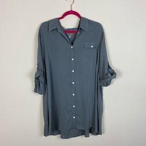 Avenue 22/24 grey blouse